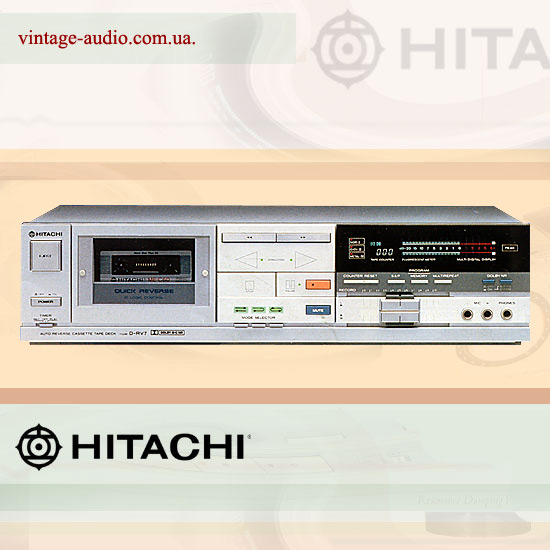 Hitachi D-RV 7