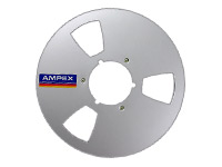 Ampex Empty Metallic Reel