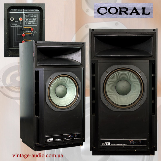 Coral X-VIII