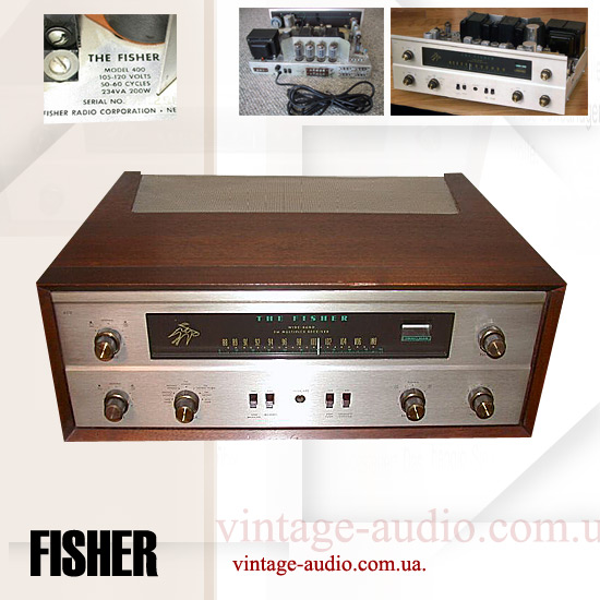 Fisher 400