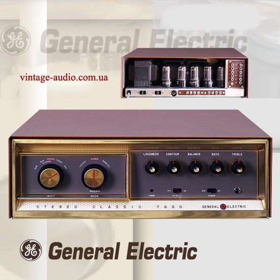 General Electric 7600