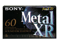 Sony Metal XR C60