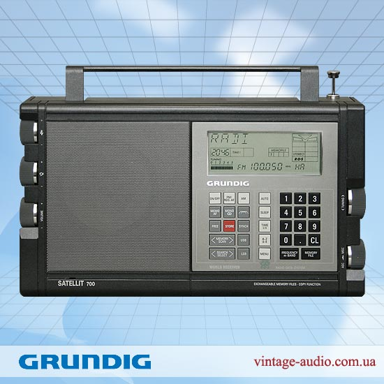 Grundig Satellit 700 Professional