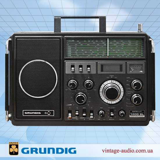 Grundig Satellit 1400SL Professional
