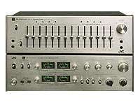 JVC 4-channel Set