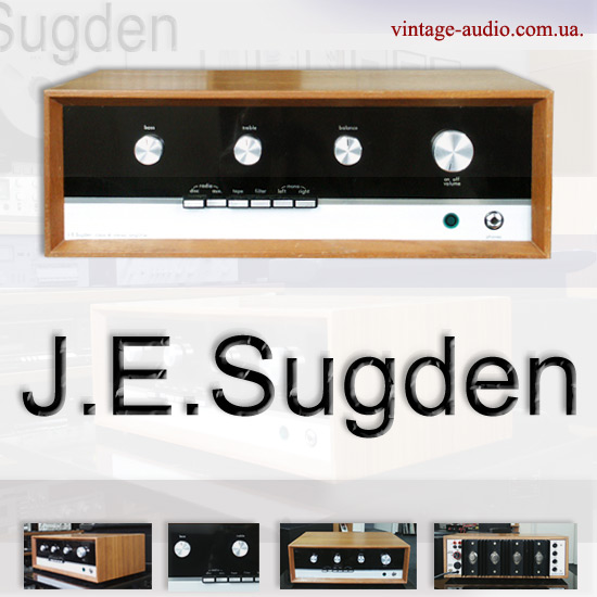 Sugden A 21 Series Two