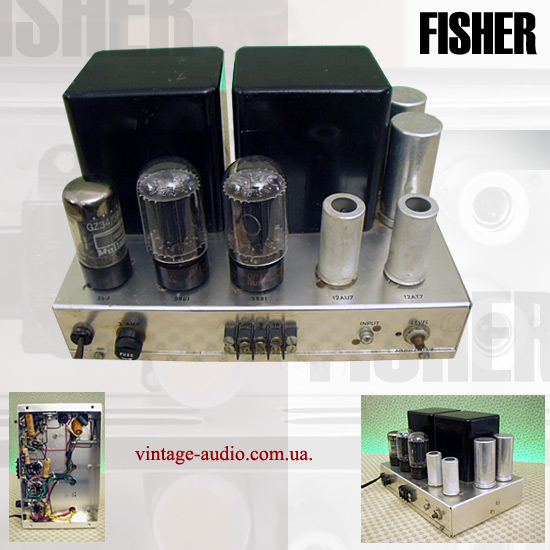 Fisher 70A