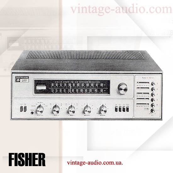 Fisher 400T