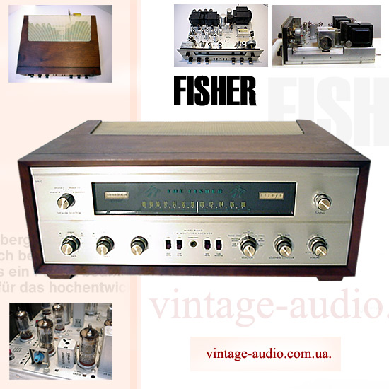 Fisher 500C