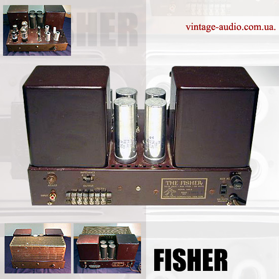 Fisher 200