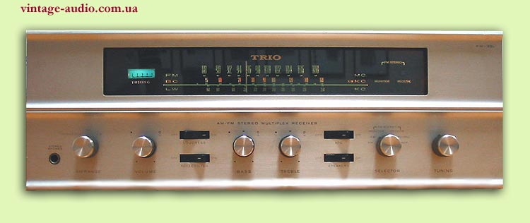 Kenwood (TRIO) KW-33 L